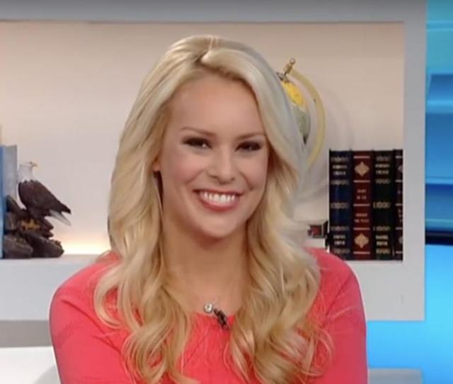 Prayer Alert Fox Nation Host Britt Mchenry Reveals She Has A