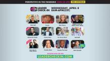 WATCH: Francis Chan, Priscilla Shirer, Beth Moore, Samuel Rodriguez, Lecrae and More Christian Leaders Participate in 10-Hour Event Hosted by Evangelist Nick Hall to Help Churches Face Coronavirus Plague