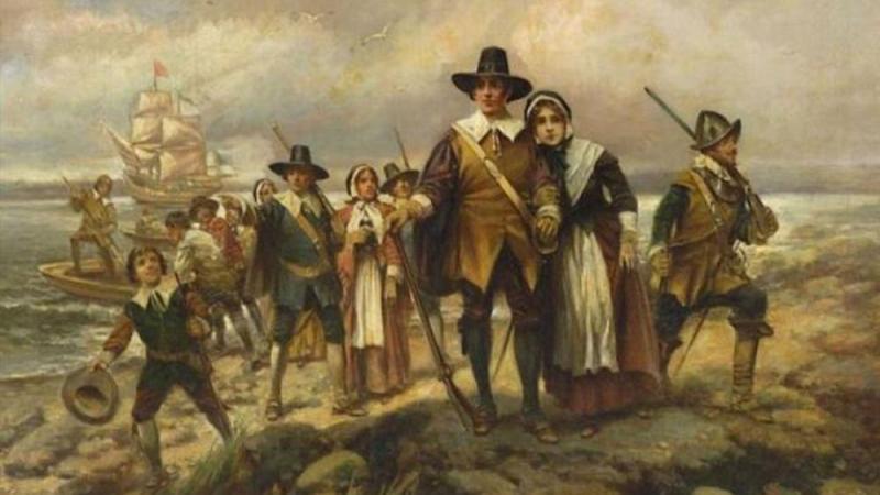 PilgrimsOnRocks