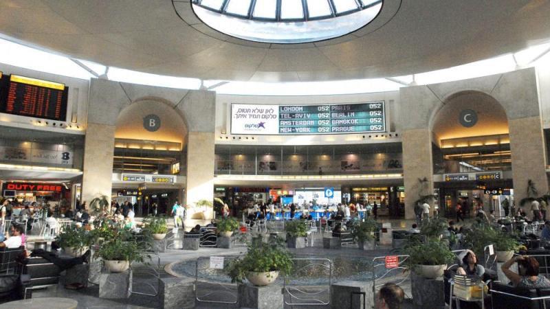 Israel's Ben Gurion Airport