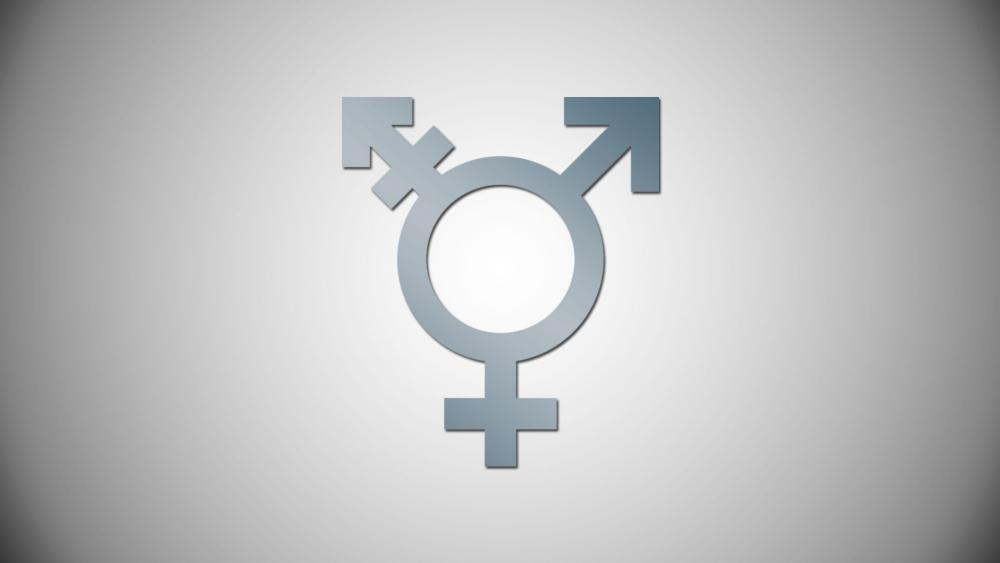 Symbol denoting nonbinary. (Image: Adobe Stock)