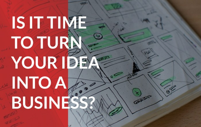 Ask yourself these questions before turning your idea into a business.