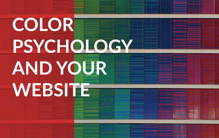 Color Psychology and your website