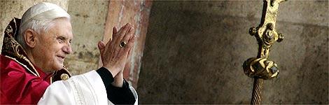 Joseph Ratzinger, ou Bento 16, é aclamado o 265º papa da Igreja Católica; veja galeria