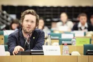 Jan Philipp Albrecht - Foto: Europäisches Parlament 2013