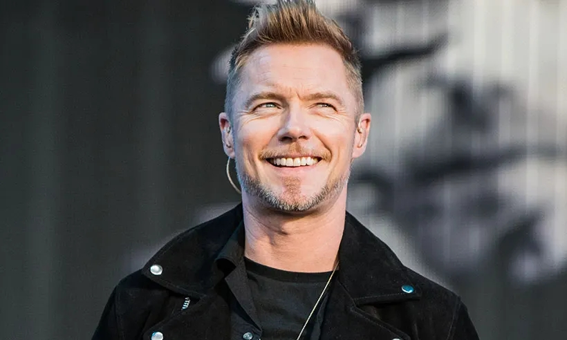 Ronan Keating Confirms He S Taking Part In Strictly Come