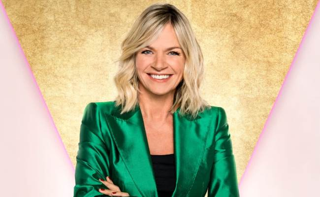 Strictly S Zoe Ball S Son Woody Turns 18 See Her Rare