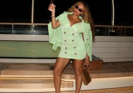 Beyonce Has Finally Got Around To Thanking Fans For Their 40th Birthday Wishes In A Heartfelt Letter Posted To Her Official Website