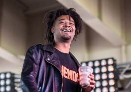 Danny Brown Had The Opportunity To Perform Stand-Up Comedy For The First Time On Thursday Night In Huntsville Texas