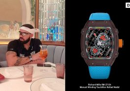 Drake's Added Yet Another Incredibly Expensive Watch To His Already Lavish Collection