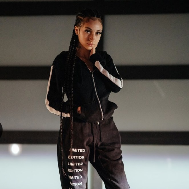 Florida Rapper Bhad Bhabie Has Followed Listened To The Words Of Kanye West And Created Her Own Label