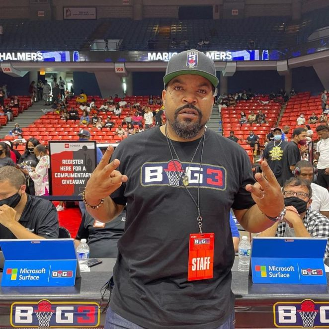 Ice Cube Spoke About His Early Years As A South-Central Los Angeles Native