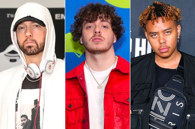 Jack Harlow's Reflected On Working With His Idol Eminem On The Remix To Killer Which Also Featured Cordae
