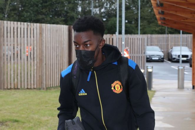 Manchester United Have Included Anthony Elanga In Their 40-Man Squad For Their Upcoming UEFA Youth League Campaign