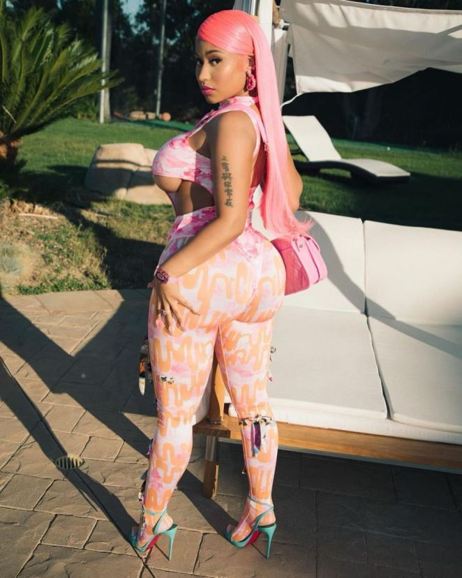 Nicki Minaj Has Said She Has Pulled Out Of A Performance At The MTV Video Music Awards