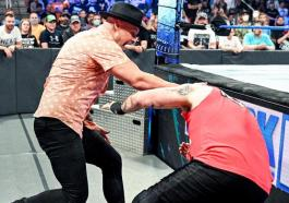 SMACKDOWN: Happy Corbin Unleashed A Vicious Assault On Kevin Owens