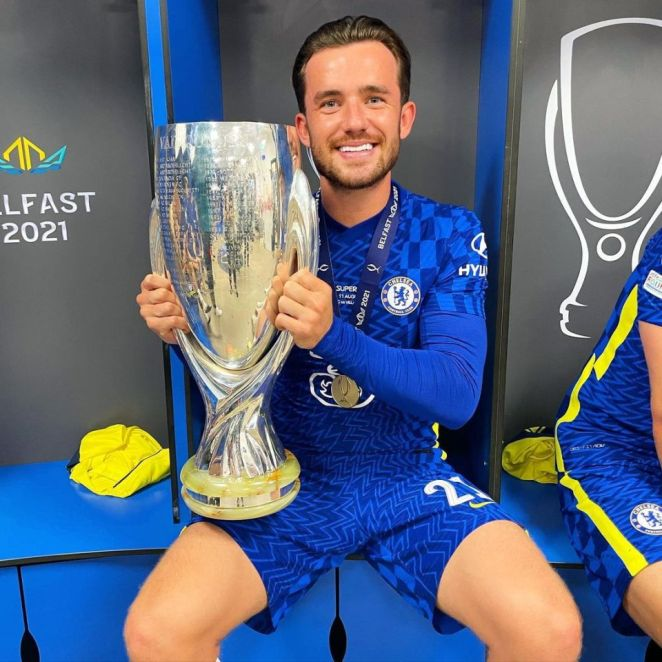Thomas Tuchel Said Ben Chilwell Must Be Patient As He Tries To Force His Way Back Into Chelsea's Starting XI