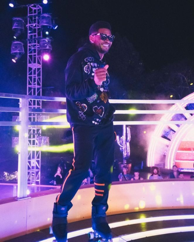 Usher Tried To Do Something Positive With His Show The Activist Which Rewarded Activists In A Game-Show-Styled Format