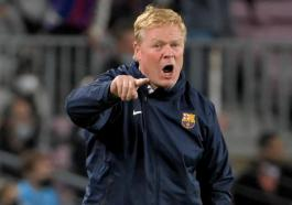 arcelona Head Coach Ronald Koeman Acknowledged The Importance Of Sunday's Showdown With Real Madrid