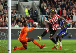 Brentford Hit The Post Twice And Mendy Made Four Crucial Saves Late On As Chelsea Held On To Claim Three Points
