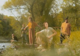 """Hippo Campus Are Back With News Of Their Third Album LP3 And Have Unveiled """"Boys"""" As The First Taster Of The Record"""