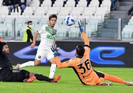 Maxime Lopez Stunned Juventus With A 95th Minute Winner At The Allianz Stadium