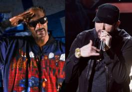 Snoop Dogg And Eminem Have Put Their Years' Long Bitter Feud To Rest After The Former Apologised Over His Behaviour