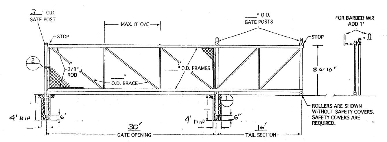 Project Categories: Construction Fence
