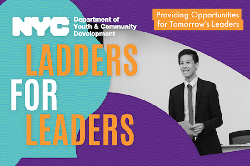 NYC Ladders For Leaders DYCD