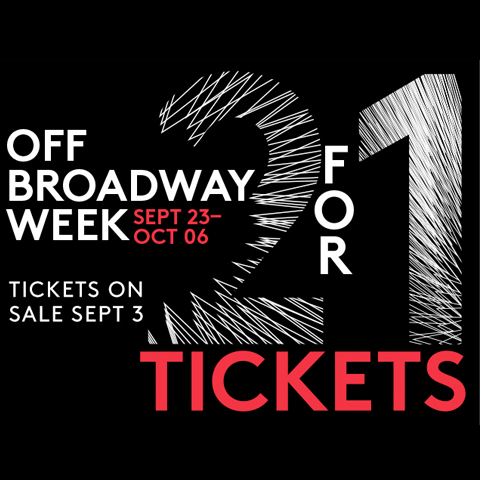 Off-Broadway Week | Events | City of New York