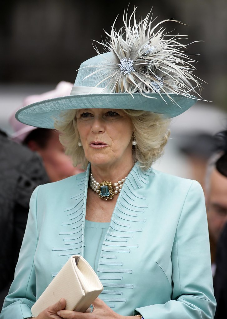 Camilla Parker Bowles Photos Photos Royals Attend A