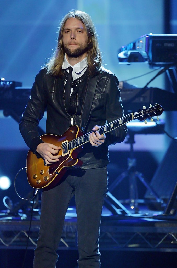 James Valentine Photos  2007 American Music Awards  Show