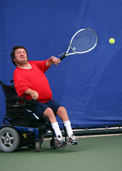 wheelchair quad chair covers walmart canada nick taylor photos paralympics day 7 tennis