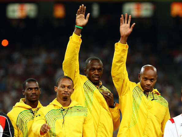 Sprinters from Jamaica have the long ring finger.
