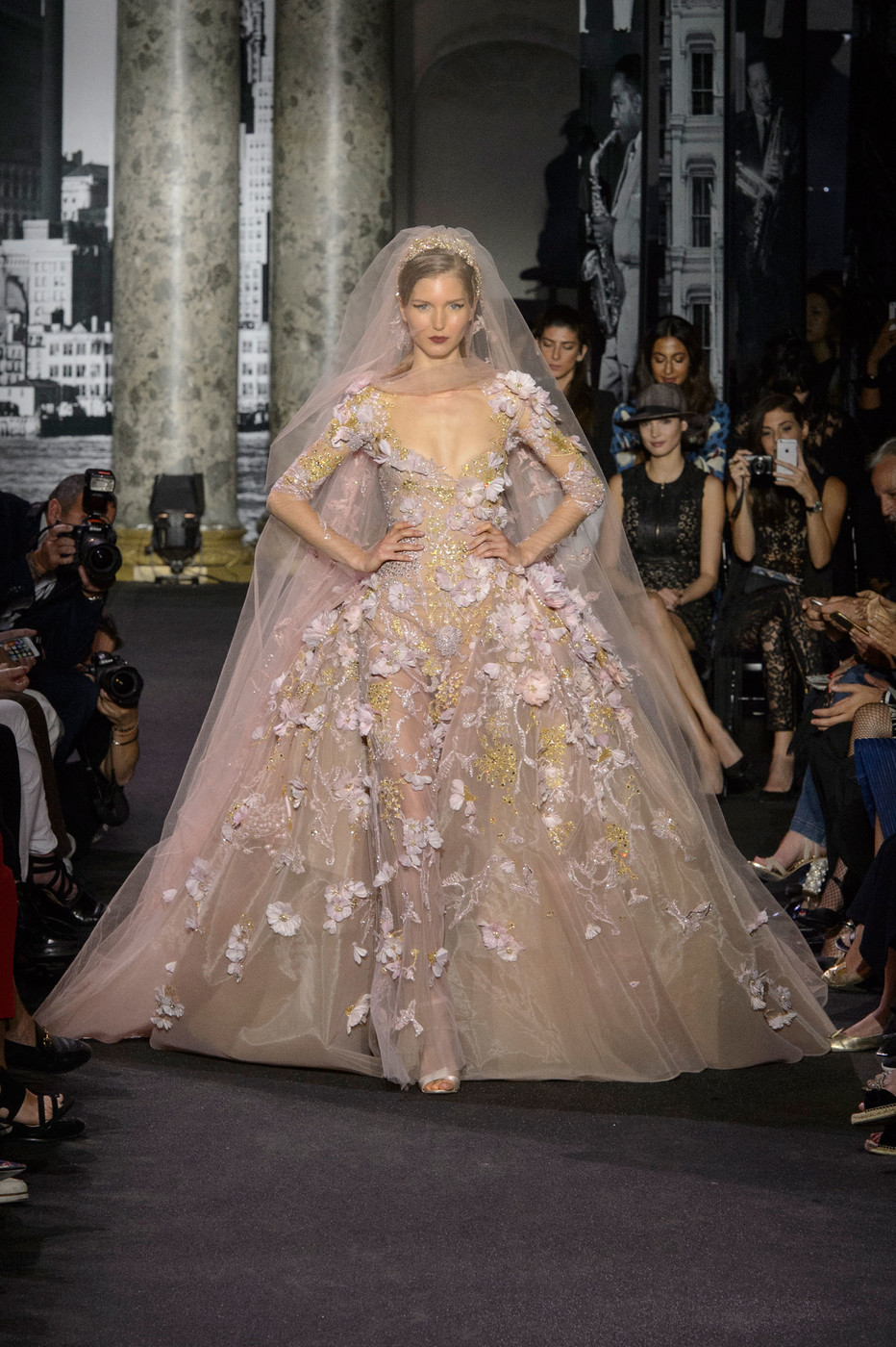 Elie Saab Couture Fall 2016  WeddingWorthy Dresses From