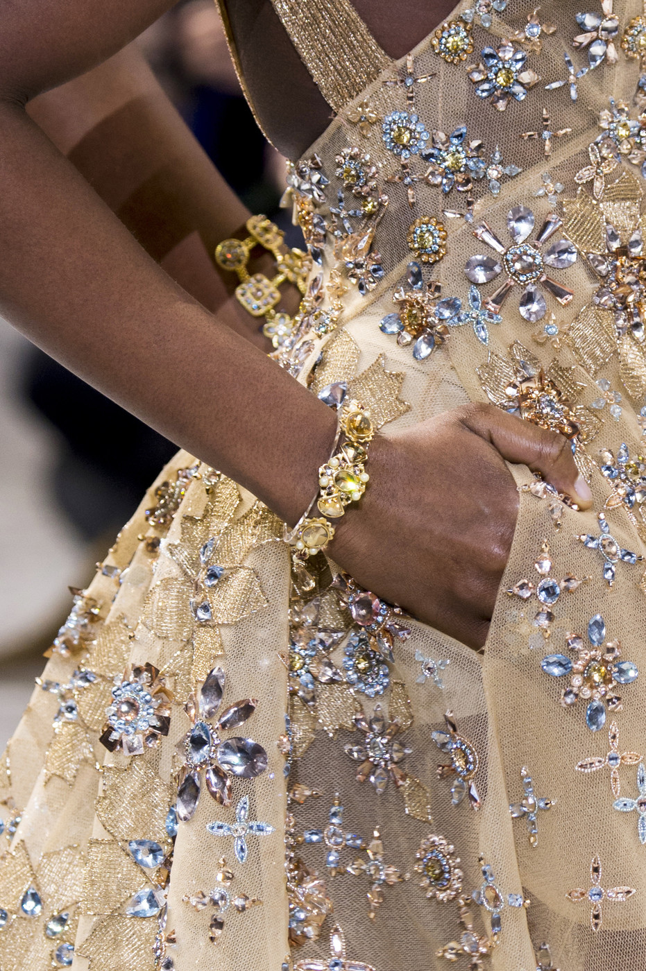 Elie Saab Couture Spring 2017 Coutures Most Glamorous