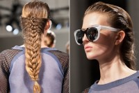 Try Suno's Cage Herringbone Braid at Home - Hair How To ...