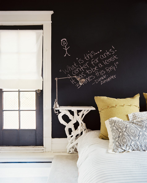 Drawing On The Walls Cool Bedroom Ideas Lonny