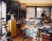 Vintage Work Space Photos (14 of 29) - Lonny