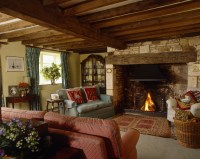 Country Living Room Photos (159 of 214)