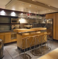 Brown Modern-Contemporary Kitchen - Cool Kitchen Ideas - Lonny