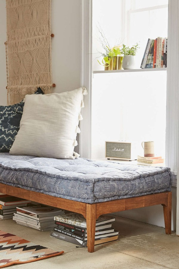 Replace Sofa With Daybed - Decorating Lonny