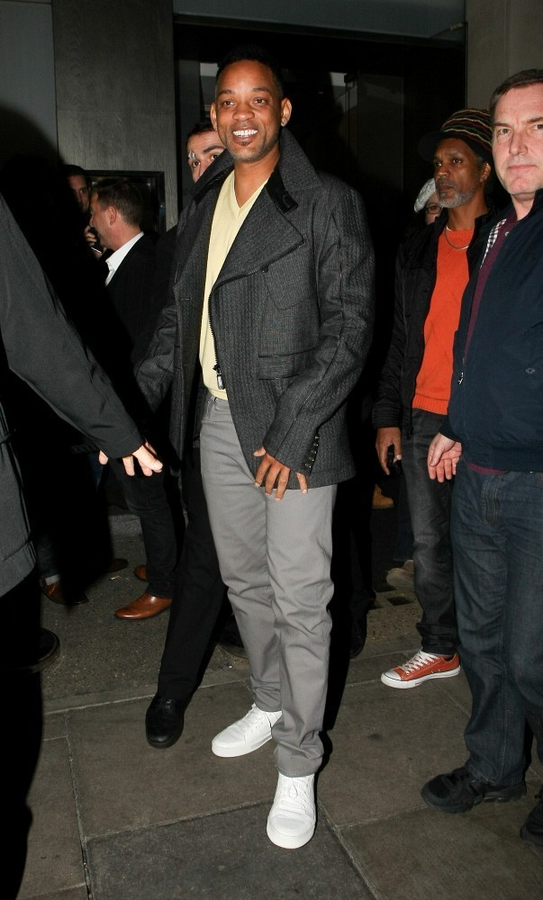 Will Smith Wool Coat Will Smith Clothes Looks StyleBistro
