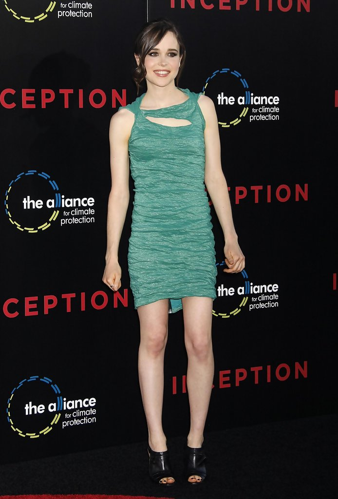 Ellen Page Cutout Dress  Ellen Page Dresses  Skirts
