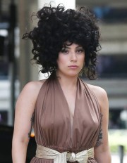 lady gaga wigs - long hairstyles