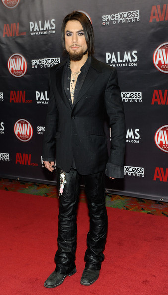 Dave Navarro Best And Worst Dressed At The 2010 AVN