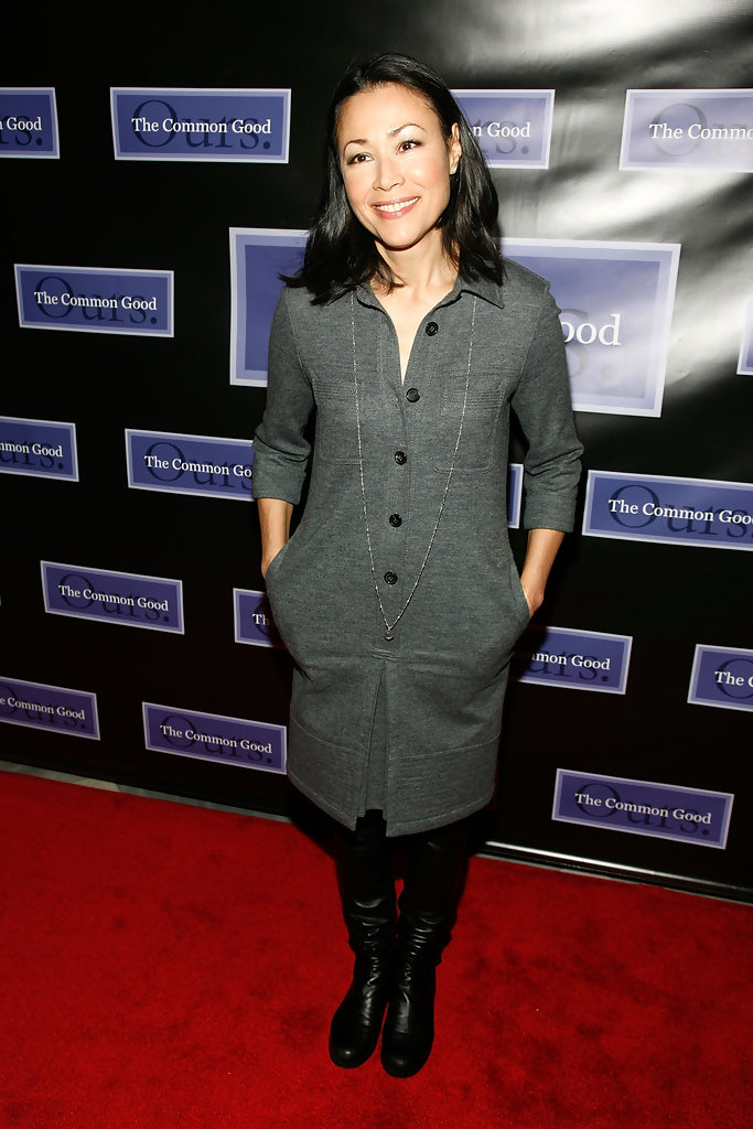 Ann Curry Shirtdress Ann Curry Looks StyleBistro