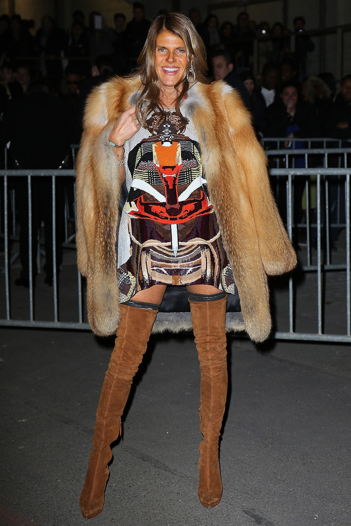 Anna dello Russo Over the Knee Boots  Over the Knee Boots