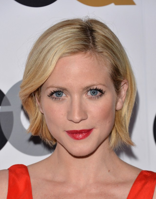 brittany snow bob - brittany snow short hairstyles lookbook