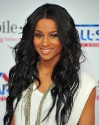 Ciara Long Curls - Ciara Long Hairstyles Looks - StyleBistro